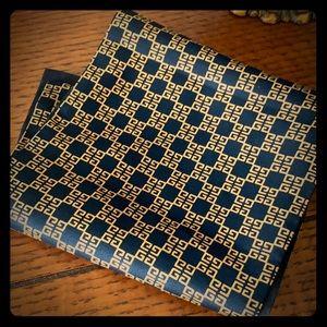 Vintage Givenchy Gentlman Paris scarf neck tie